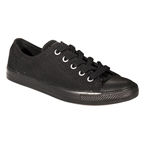 Converse Womens Chuck Taylor All Star Dainty Ox Black Large