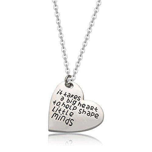 Udobuy Personalized Teacher Necklace Little Pendant product image
