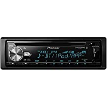 Pioneer DEH-S6000BS CD Receiver with Enhanced Audio Functions, Improved Pioneer ARC App Compatibility MIXTRAX, Built in Bluetooth and SiriusXM Ready