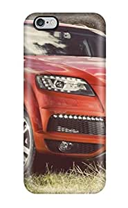 LatonyaSBlack Scratch-free Phone Case For Iphone 6 Plus- Retail Packaging - Audi Suv 23