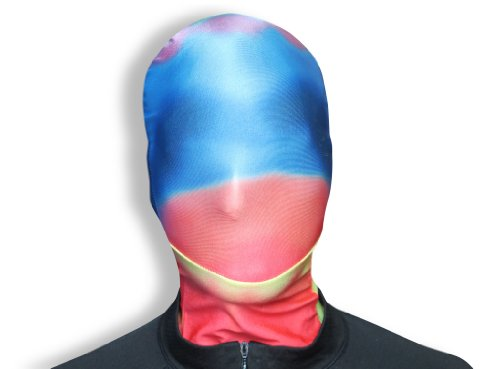 Morphsuits Morphmask Premium Tie-Dye, Multi Color, One Size for $<!--$3.89-->