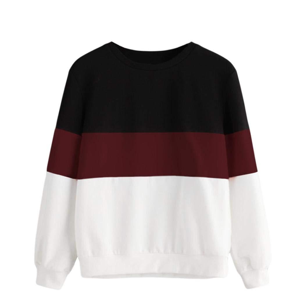 Felpa da Donna ASHOP Casual Felpa Hooded Sweatshirt Manica Lunga Hoodie Cappotto Maglione Donna ASHOP0807228