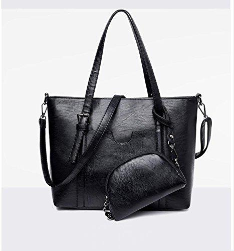 bolsa de Tendencia Baotan hombro PU femenino de de D Aoligei xfwq7HH