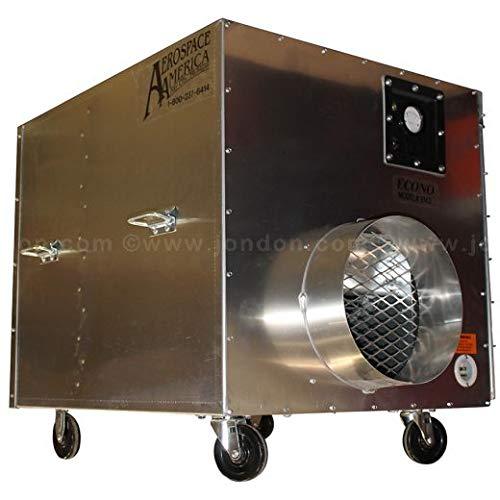 Aeroclean 2000 Inch Econo Inch Negative Air Machine #9143