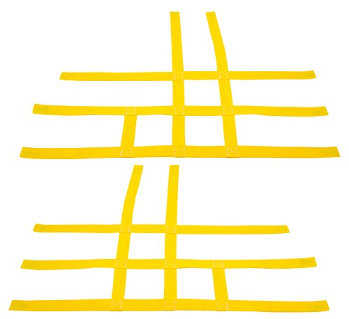 Nerf Bar Replacement Nets for Alba and Tusk Compatible with Honda TRX 450 and TRX 400EX Propeg Nerf Bars Many Colors Available