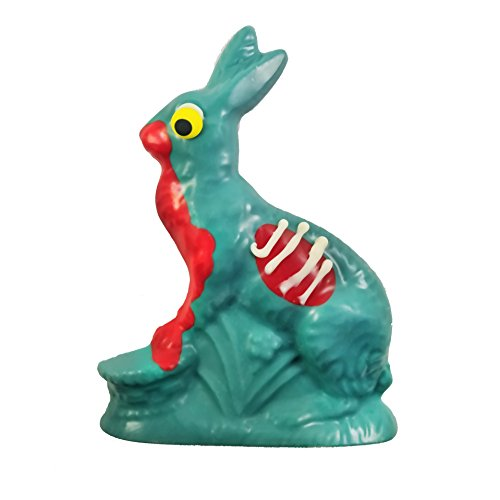 Zombie Peter Rabbit Easter Bunny - Perfect Gift by Sugar Plu