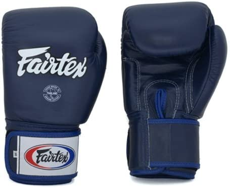Fairtex Gloves Muay Thai Boxing Sparring BGV1 Size 8, 10, 12, 14, 16 oz in 黒, 青, 赤, 白い, ピンク, Classic 褐色, Emerald 緑, Thai Pride, US, Nation and more [並行輸入品]