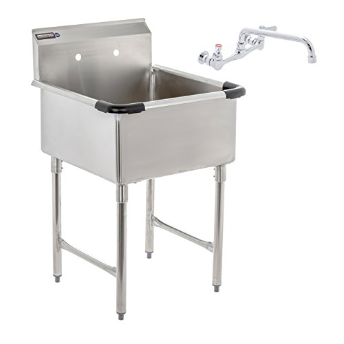 laundry tub stainless - 1