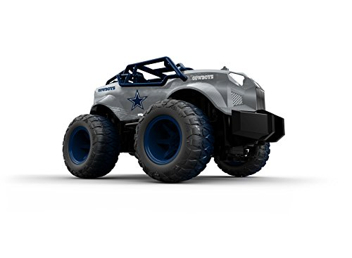 Officially Licensed NFL Remote Control  Monster Truck  Dallas Cowboys by Officially Licensed NFL