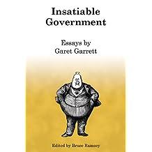 Insatiable Government