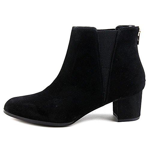 Ankle Suede Toe Womens Vitaa Almond Alfani Suede Chelsea Boots Black wZHqXSW