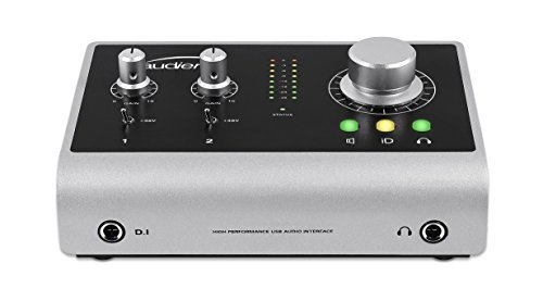 Audient iD14 High Performance USB Audio Interface by Audient
