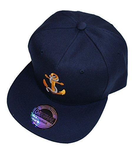 para Blau Headwear Premium Gorra hombre de Anker béisbol 4ZqqRw1I