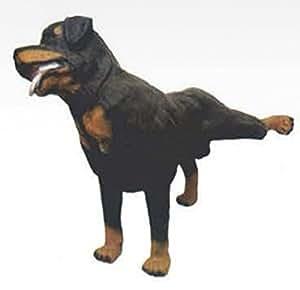 Pipi de Rottweiler, Figura de–Peluche con figuras–hu074