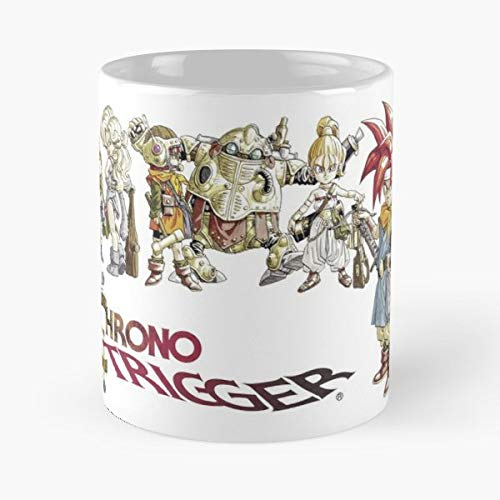(Chrono Trigger Nes Ceramic Coffee Mugs 11 Oz - Funny Best Gift )