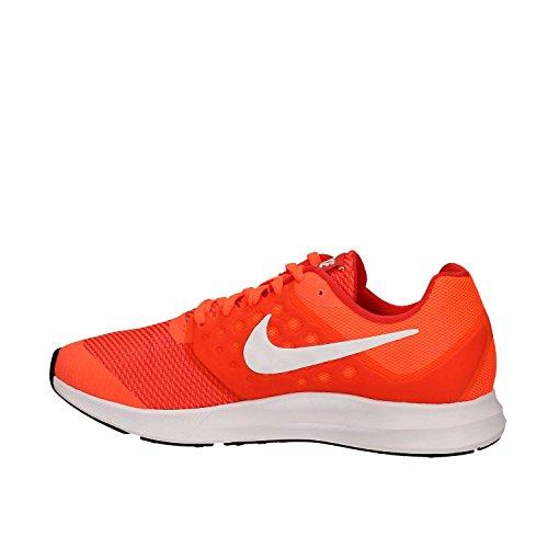 Nike PerformanceDOWNSHIFTER 7 - Chaussures de running neutres - hyper orange/white/track red/black