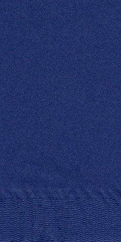 Navy Blue Dinner Napkins - 8