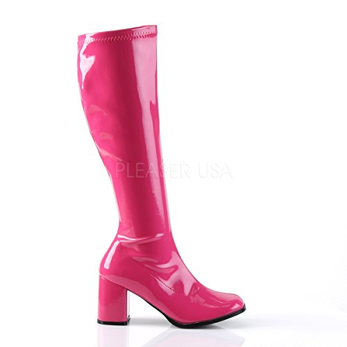 Boots Pink Patent Funtasma Pu Women's Rosa Gogo300 Ankle S hot X1wPxZ1U