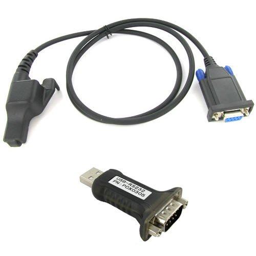 Valley Enterprises  Programming Cable W Ftdi Usb Adapter For Motorola Gp1200  Gp900  Gp9000  Ht1000  Ht1100  Ht6000  Jt1000  Mts2000  Mtx Ls  Ptx1200  Ptx3600  Xts3000  Xts3500  Xts3500r  And More