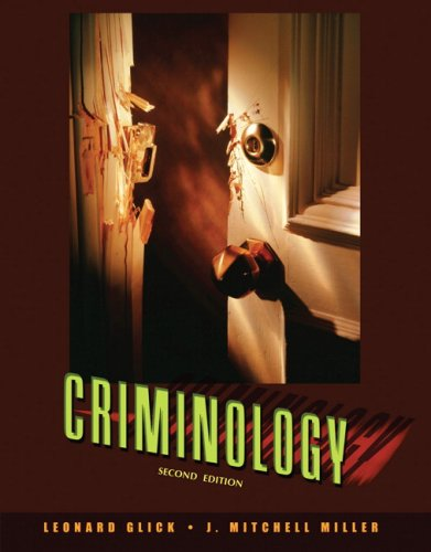 Criminology Value Package (includes Criminology Interactive DVD)