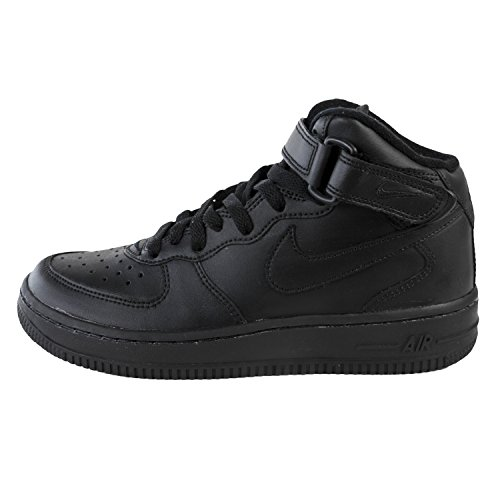 NIKE Big Kid Air Force 1 Mid Sneakers 306603 SZ 5Y - 2014 Monday Cyber Coupons