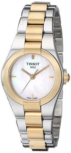 Tissot Women's TIST0430102211100 Glam Sport Mother-Of-Pearl Watch