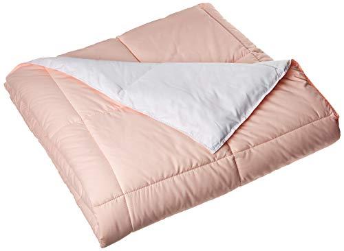 Find Discount Amrapur Overseas Goose Down Alternative Microfiber Quilted Reversible Comforter/Duvet ...