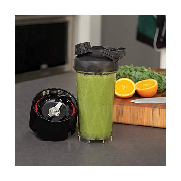 Blendtec Classic Fit Blender with Personal Size Go Jar (34 oz), 30-sec Pre-programmed cycle, High-Low Pulse… 2
