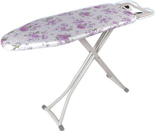 Warmword 12-Inch x 36-Inch Folding Ironing Board Pad with Iron Rest Cover by Warmword