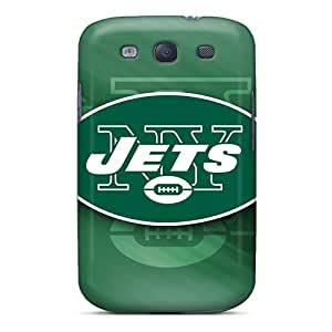 Protection Case For Galaxy S3 / Case Cover For Galaxy(new York Jets)