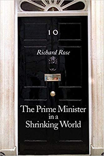 Amazon Fr The Prime Minister In A Shrinking World