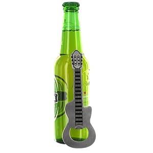 Guitar Shaped Bottle Opener
