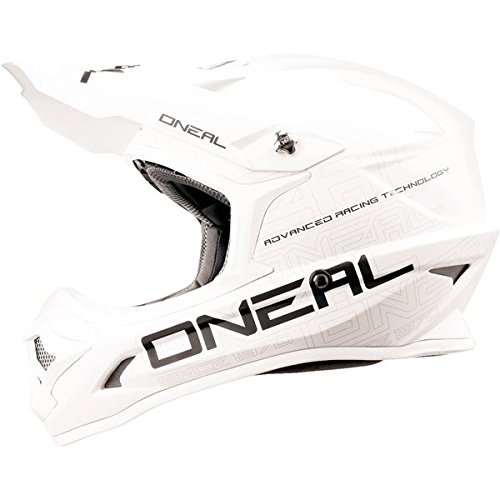 O'Neal 0623-056 3 Series Helmet (White, XX-Large)