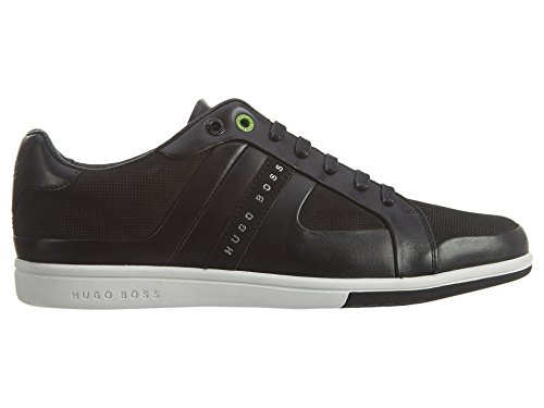 Hugo Boss Boss Mens Metro Club Tenn Sneaker Svart