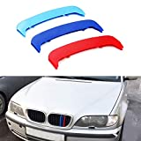 for 02-05 BMW 3 Series E46 Sedan and Touring (11Grilles one Side)...