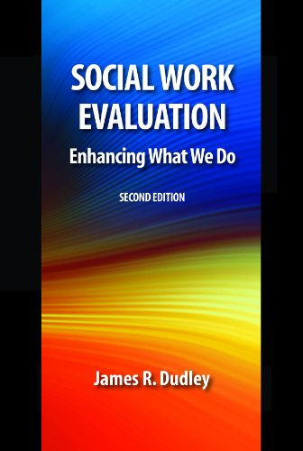 Social Work Evaluation: Enhancing What We Do
