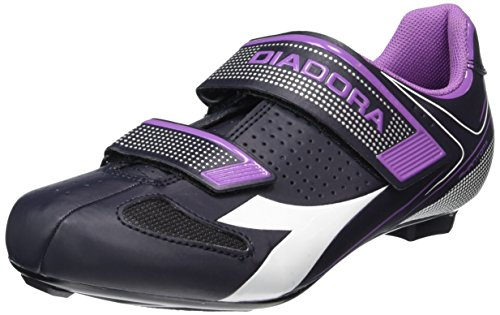 Vélo Diadora white Chaussures W dk Phantom Smoke vilet Femme Route Ii Multicolore De Iris6040 Orchid HyrXHqK