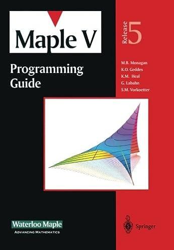 maple v programming guide pdf open source user manual u2022 rh userguidetool today Example User Guide Clip Art User Guide