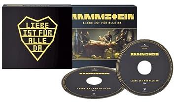 Liebe Ist Fur Alle Da Deluxe Edition By Rammstein 2010 08 03