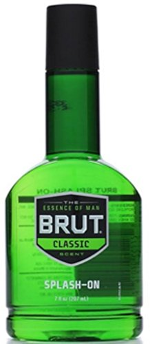 BRUT Splash-On Classic Scent 7 oz (Pack of 8)