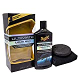 MEGUIAR'S G18216 Ultimate Liquid Wax, 16 Fluid Ounces, 1 Pack