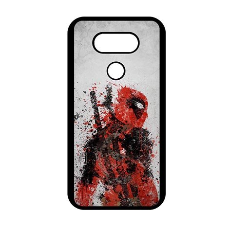 Charming Designer Deadpool LG G5 Hard Plastic