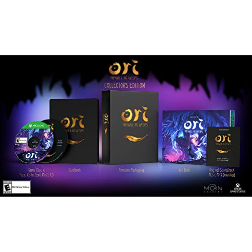 Ori and the Will of The Wisps - Collectors Edition for Xbox One ...