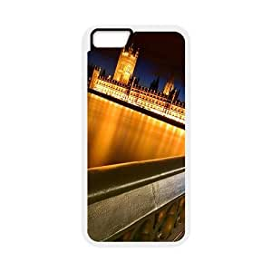 [Funny Series] IPhone 6 Case City 149, Case for Iphone 6 4.7 Okaycosama - White