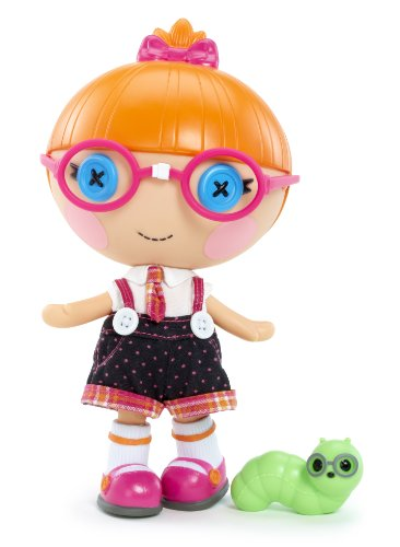 MGA Lalaloopsy Littles Doll - Specs Reads-A-Lot ()