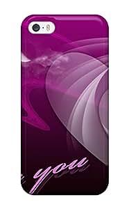 Nannette J. Arroyo's Shop Hot 8528851K67925797 Iphone 5/5s Case Cover 3d Loves Cartoon Couple Case - Eco-friendly Packaging