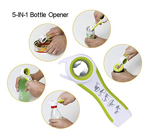 2 Pack Rubber Jar Opener Easy to Use Wine Multi Kitchen Tool for Jelly Jars Ketchup Bottle Bottle Opener Beer and other Black Jar Opener