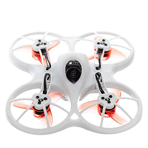 EMAX Tinyhawk Brushless Micro Indoor Racing Drone Whoop 75mm BNF FRSKY Ready to Fly FPV Beginners Durable Inverted Motors Full Acro Level Horizon Mode by EMAX (Image #9)