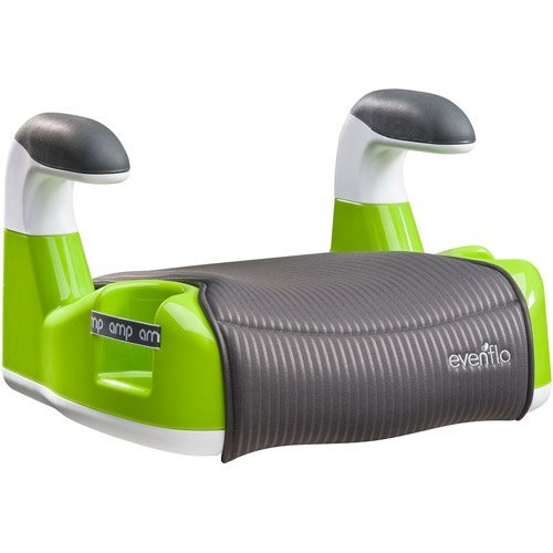 Evenflo – AMP Performance Booster Car Seat, Green For Sale