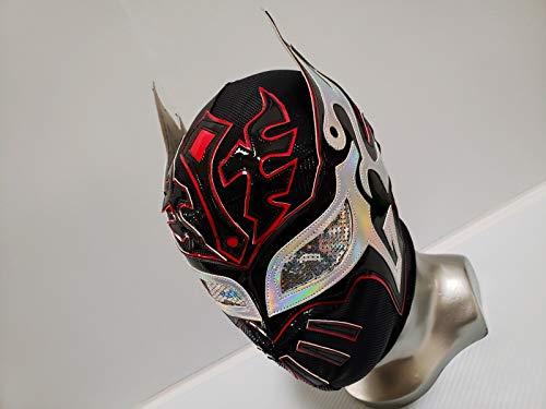 Rafale 666 MIZTEZIZ Wrestling MASK Luchador Costume